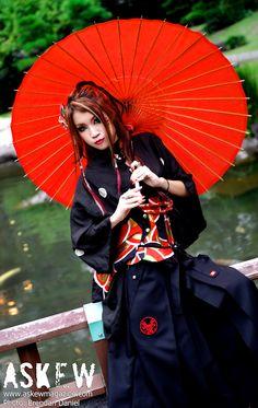 Takuya Angel & The Kimono Rivival