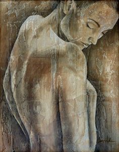 Art. Painting. Portairt. [by] Fine Artist Carrie Vielle | Viola.bz..