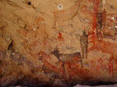 Cave Paintings Sierra de San Francisco BCS 2007 | I share wi… | Flickr
