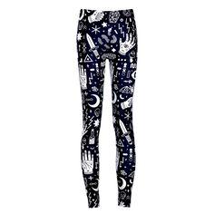 Fashion Ladies Women Colorful Print Leggings Stretchy Sexy Jeggings Pencil Pants   eBay