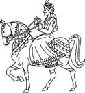 baraat symbol - or anything that symbolizes a procession