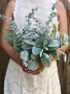 Boho Wedding, Floral Wedding, Boho Bride, Green Wedding, Fall Wedding, Wedding Decor, Wedding Dress, Simple Bridesmaid Bouquets, Wedding Bouquets