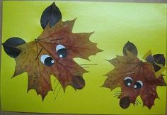 50 Fall Crafts for Kids: Craft Ideas Your Family Will Love With these fall crafts for kids, your family will love crafting together this fall. Learn how to make these 50 fun fall crafts today! Kids Crafts, Fall Crafts For Kids, Toddler Crafts, Crafts To Do, Preschool Crafts, Projects For Kids, Art For Kids, Art Projects, Arts And Crafts