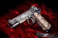 Post Your Wilson Combat Guns! 1911 Pistol, Colt 1911, Kimber 1911, Wilson Combat, Custom Guns, Custom 1911, Long Rifle, Shooting Guns, Fire Powers