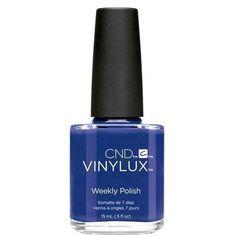 CND Vinylux Blue Eyeshadow #238