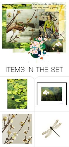 """""""Spring..."""" by artsdesireable ❤ liked on Polyvore featuring art"""