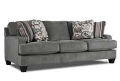Living Spaces - Yvette Sofa