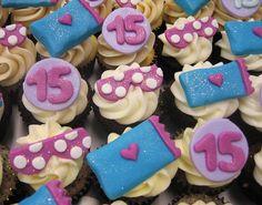 slumber party cupcake