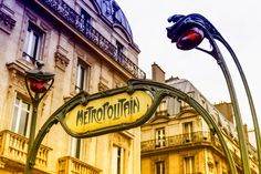 """One of the easiest and most economical ways to get around Paris is by using the Métro de Paris, or the Métropolitain, transit system. Purchase single tickets or opt for a variety of daily or weekly passes available at a self-service kiosk at any Metro station. Before you wander around the City of Lights, be sure to download a transit map or one of the free apps to your smart device as it will help you navigate the best route to your destination."" – Deborah K."