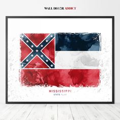 20 Best Mississippi Flag Ideas Mississippi Flag Mississippi Flag