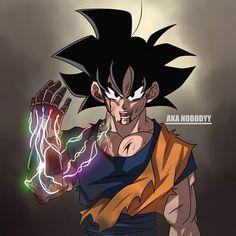 Gorillaz, Goku Meme, Dragon Ball Z, Hero Fighter, Dbz Drawings, Goku Vs, Anime Crossover, Son Goku, Manga