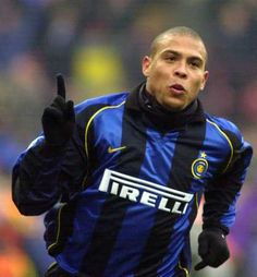 Ronaldo : Brazil : Inter Milan