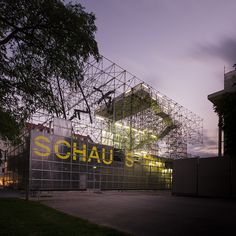 Image 1 of 15 from gallery of Schaustelle / J. Mayer H. Architects. Photograph by Photographs of Architecture