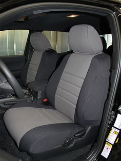 Toyota Tacoma Standard Color Seat Covers - Wet Okole Hawaii