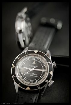 Jaeger Le-Coultre Tribute to Deep Sea Memovox