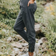 PRETTY MUCH THE ONLY PANT YOU'LL EVER NEED. EVER. {Jetsetters - available in black and granite / petite & tall sizes also available}