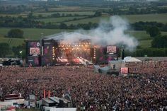 """Download Festival, formerly """"Monsters of Rock"""" Castle Donnington, UK. Got tickets for 2014!"""
