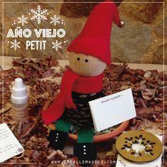 Servilleta De Mesa Blanco Personalizado Para Navidad Santa cayendo chimenea