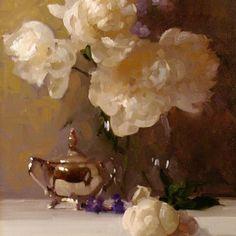 Dennis Perrin White Roses