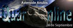 El 24 de Septiembre de 1960: en Estados Unidos, los astrónomos neerlandeses Cornelis Johannes van Houten y su esposa Ingrid van Houten-Groeneveld descubren el asteroide Anubis. http://www.quaronline.com/