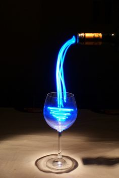 Painting with light by Paul S Wharton, via Flickr