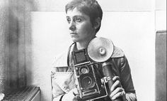 "PhotoQuotes - Diane Arbus: ""I never have taken a picture I've intended. They're always better or worse""."