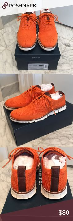 Cole Haan Zeroground Stchlte size 10 Brand New in box, perfect condition  except a little