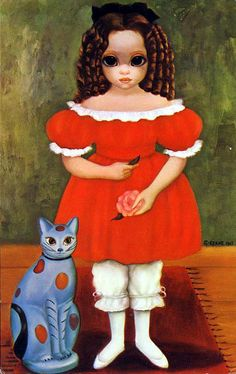 Margaret Keane: Mother of Big-Eye Art