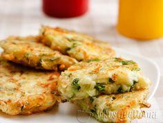 котлеты из кабачков с сыром. Вкуснооо