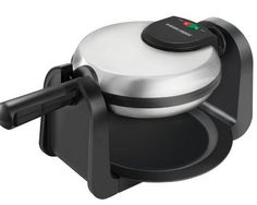 I love these hotel style waffle makers.  They make the best waffles!  Great gift idea!