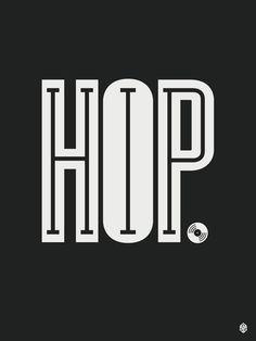 Hip-Hop Print -  - Print - Christopher David Ryan - CDR