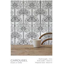 Publisher Textiles - Carousel paper
