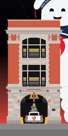 Ghostbusters-Geek-Art-50X100cmOK