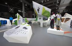 adidas exhibition trade show design - Google Search