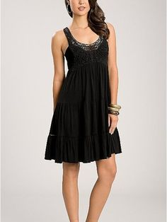 Guess by Marciano Virginia Black Dress