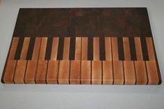 Keyboard Cutting Board