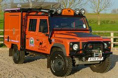 4x4 off road and expedition preparation vehicles supplied new, used and custom built by Nene Overland