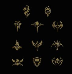 ArtStation - Icon Concepts (League of Legends), Samuel Thompson