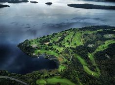 Loch Lomond Golf Course Scotland