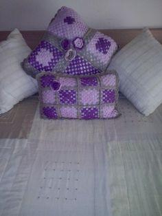 Coixinets crochet