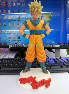 The 30th anniversary of dragon ball wukong blond hair action figure, View Action Figure, donnatoyfirm Product Details from Guangzhou Donna Fashion Accessory Co., Ltd. on Alibaba.com
