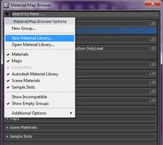 Learn how to save your own custom material library in 3Ds Max with this easy to follow free tutorial. Save time by saving and opening vray material library.