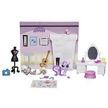 Littlest Pet Shop Puttin' on the Glam Themed Pack