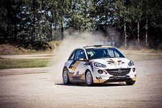 Laatste kans op beestachtige rit in deze Opel ADAM R2!