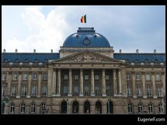 Top Brussels Royal Palace #BelgiumArchitecture #freewallpapers