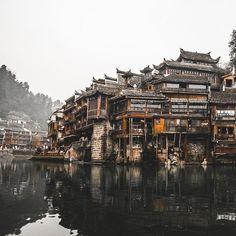 8 best fenghuang images zhangjiajie city landscape in china rh pinterest com