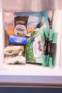 The 5 Frozen Vegetables I Always Have in the Freezer — Freezer Tips from The…