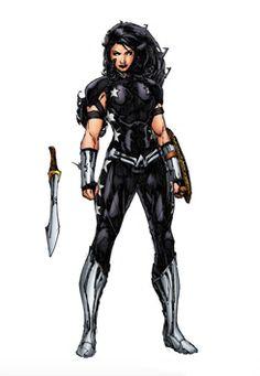 DC Rebirth: Donna Troy - Brett Booth