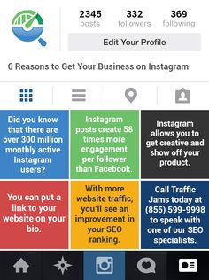 Why you should get your business on #Instagram!