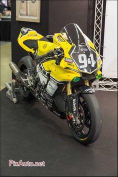 Salon-Moto-Legende 2015, Yamaha R1 Ewc 2015